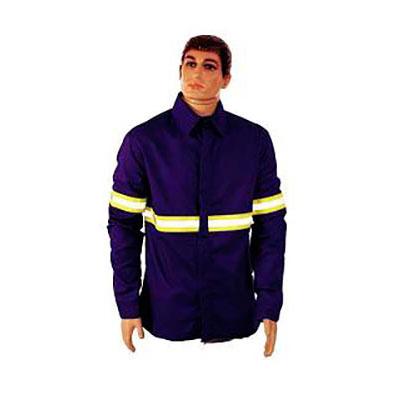 Camisa Esporte Antichama com Faixa Refletiva - NR10 e0b713996b6c3